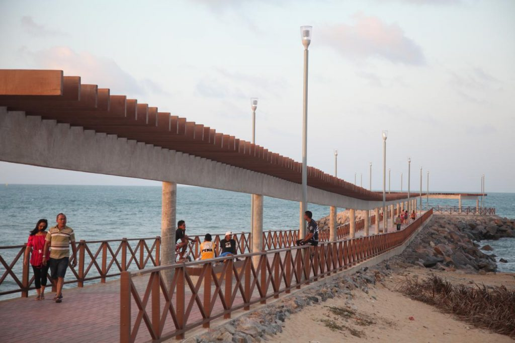 No Ceará, uma história de luta que conquistou vista para o mar e dignidade para