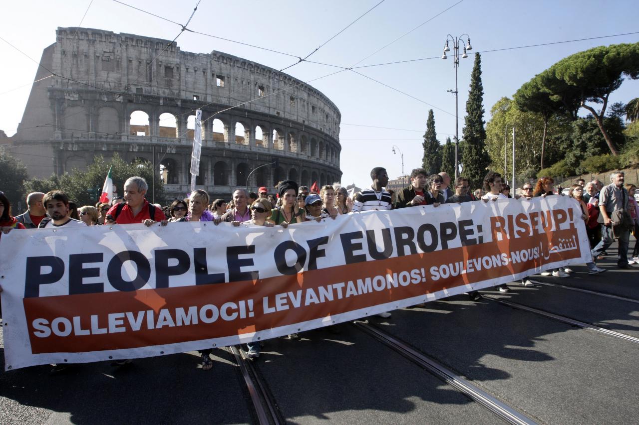 Itália: empresas públicas privatizadas, salários rebaixados e serviços sociais p