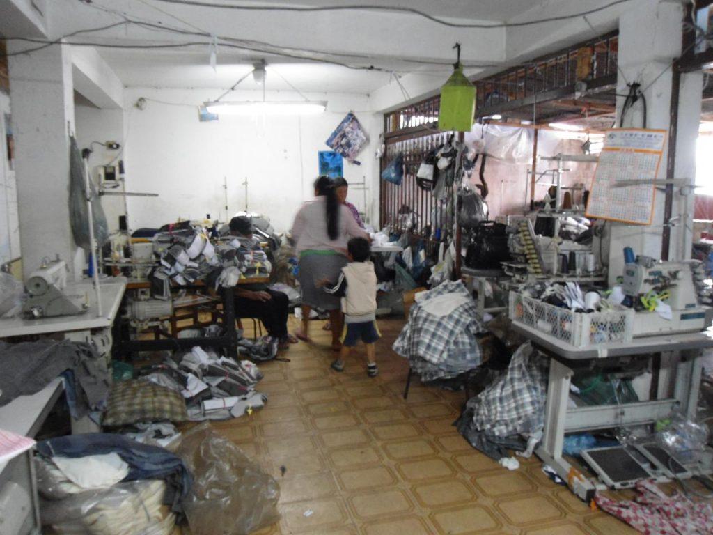 c3d3775d7 a indústria da moda e o trabalho escravo de mulheres bolivianas em empresas  da i